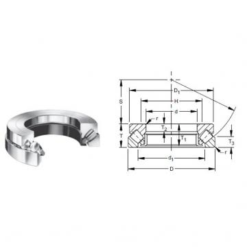 NSK 555TFX01 THRUST BEARINGS For Adjusting Screws