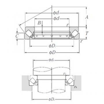 NTN 29476 Thrust Bearings
