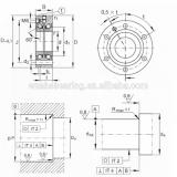 NSK 581TFV01 THRUST BEARINGS For Adjusting Screws