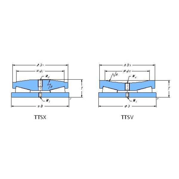 NSK 609TFV01 THRUST BEARINGS For Adjusting Screws #3 image